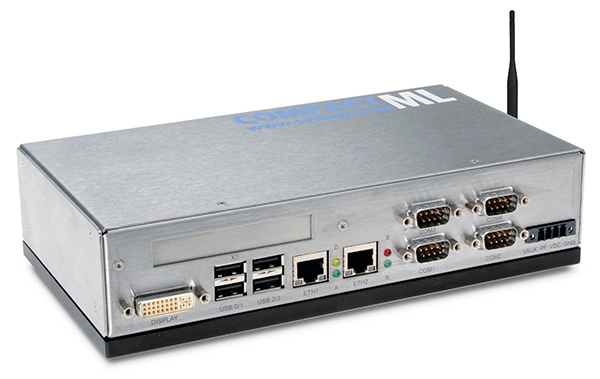 Embedded Box Computers