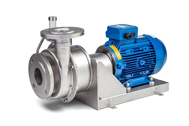 Centrifugal Industrial pump CTI DD and CTI DF