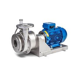 Centrifugal Industrial pump CTI DD and CTI DF