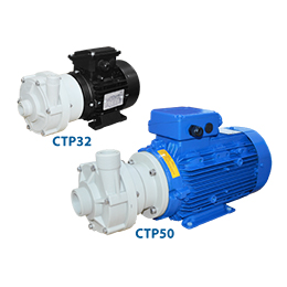 Vertical Centrifugal Pump CTP Plastic Pumps