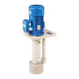 Vertical Centrifugal Pump CTV 25-10 plastic
