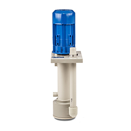 Vertical Centrifugal Pump CTV 25-9 plastic