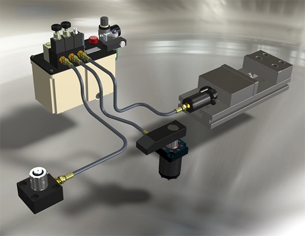 Hydraulic Power Locking Unit