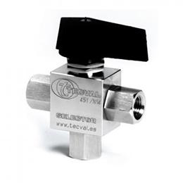 selector ball valves