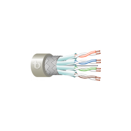 Cat.5e 4x2x23/7 AWG S/FTP LSZH-SHF2-9MG0293109