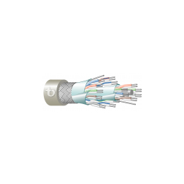Cat. 5e 4x2x24/1 AWG U/FTP CSA LSZH-SHF2 MUD and Fire Resistant-9MGF765101