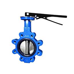 Butterfly valve - concentric lug type - bfv-701