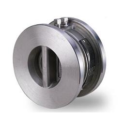 Wafer type check valve dvc-100