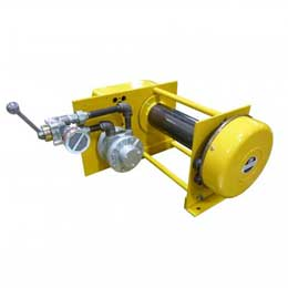 General Purpose Electric Or Air Winches