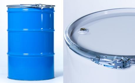 Open top drums