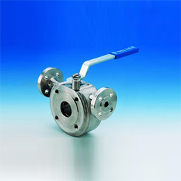 ball valve wafer type full bore with steam jacket with flanges