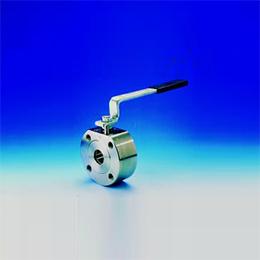 ball valves wafer type full bore