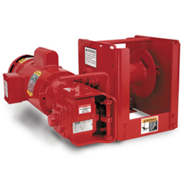WORM SPUR-WS-SERIES-ELECTRIC WINCHES