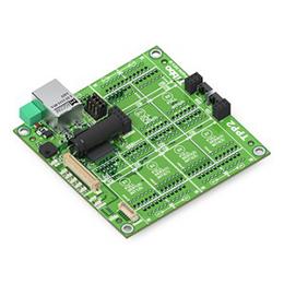 Size 2 Tibbo Project PCB-Gen 2