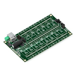 Size 3 Linux Tibbo Project PCB-LTPP3