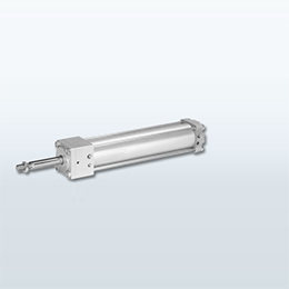 pneumatic cylinders - blocking cylinders series dzb