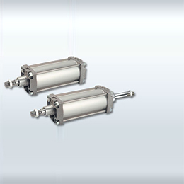 pneumatic cylinders - tie rod cylinders series dz