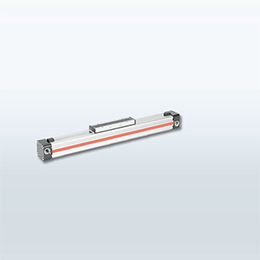 pneumatic cylinders - rodless cylinders series osp