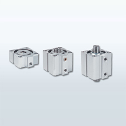 pneumatic cylinders - short stroke cylinders series sz-szv