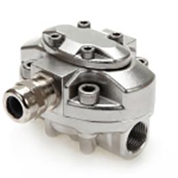 og3 oval gear positive displacement flowmeter