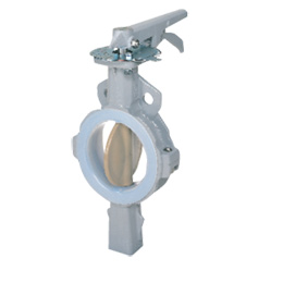 chemically resistant butterfly valves 846t-847t-847q