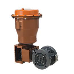 rotary control valves dtm