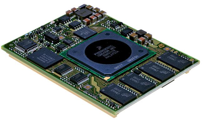 Embedded Module TQMP2020