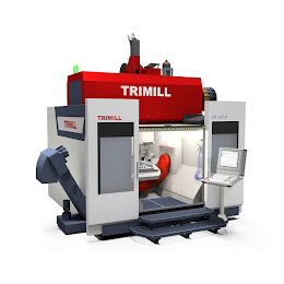 5-AXIS WITH TILTING ROTARY TABLE
