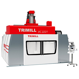 3 Axis vertical Milling Machine VC 2221