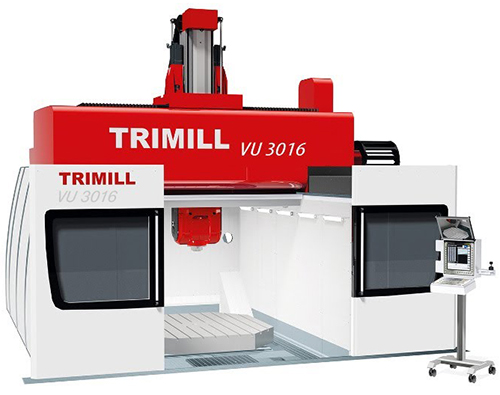 5 Axis vertical Milling Machine with Rotary Table VU 3016