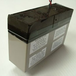 6v intrinsically safe batteries
