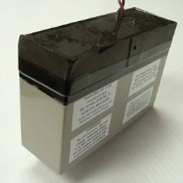 6v intrinsically safe batteries