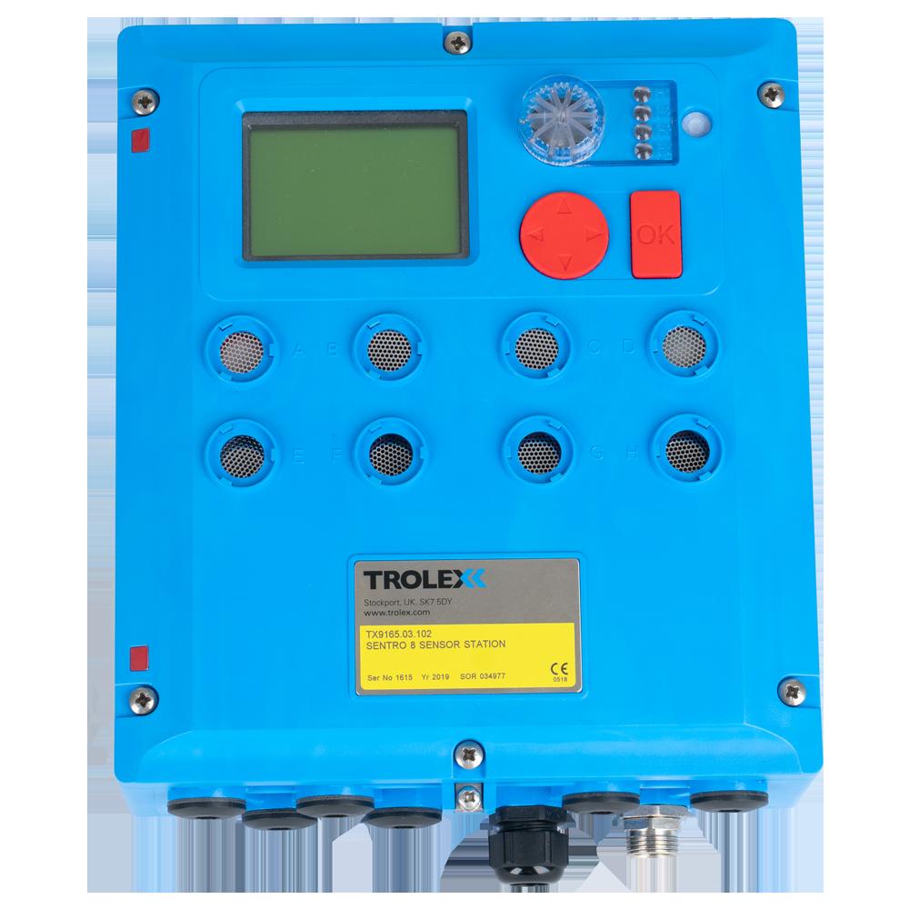 Sentro 8 Gas Detector