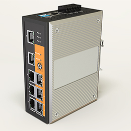 Industrial Ethernet Switches M08T