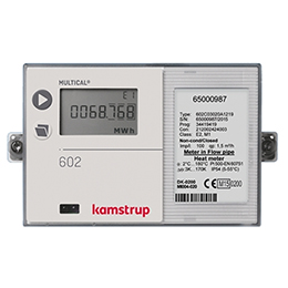 Multical 602 and Ultraflow Ultrasonic Cooling Meter