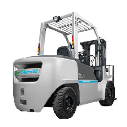 gx 4-wheel ic counterbalance truck