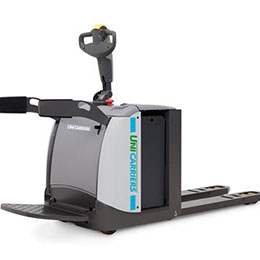 plp stand-on pallet truck