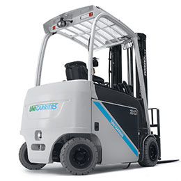 tx4 48v electric 4-wheel counterbalance truck