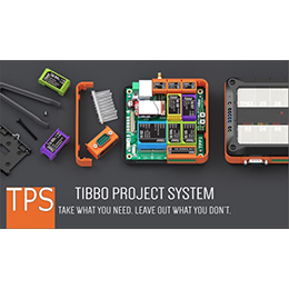 Tibbo Project System (TPS) solution at IoT or IIoT