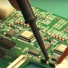 Industrial Electronics Repair and Maintenance