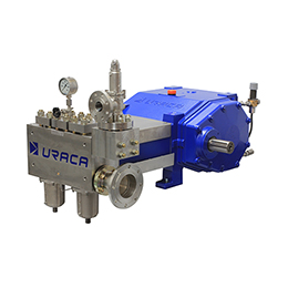 High Pressure Triplex Plunger Pump P3‐70