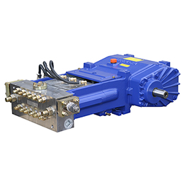 High Pressure Triplex Plunger Pump KD719