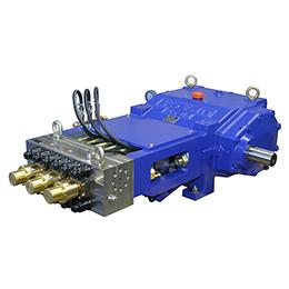 High Pressure Triplex Plunger Pump KD724