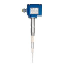 Capacitive sensor RFnivo® RF3100 for point level measurement
