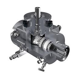 special design - annulus valves