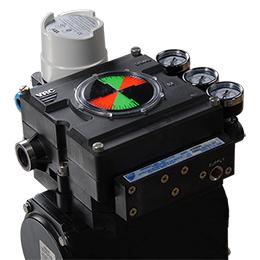 vx model pneumatic valve positioner