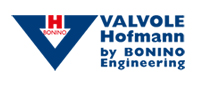Valvole Hofmann by Bonino Engineering S.r.l