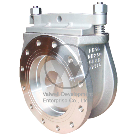 Line Blind Flange Valve BFV-S1 (Light)