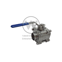 Floating Type Ball Valves VW-36T/S/B