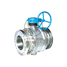 Trunnion Mounted Ball Valves VW-54